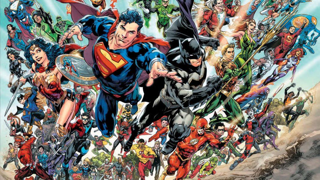 100 personajes DC Comic