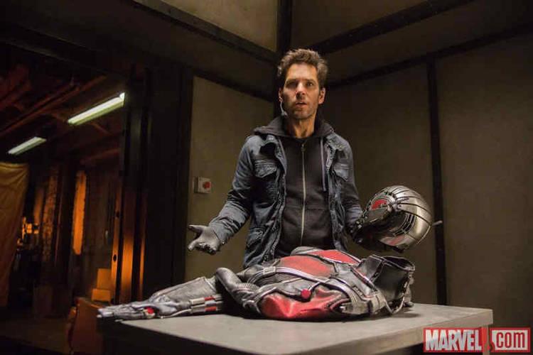 Avance de la película Ant-Man