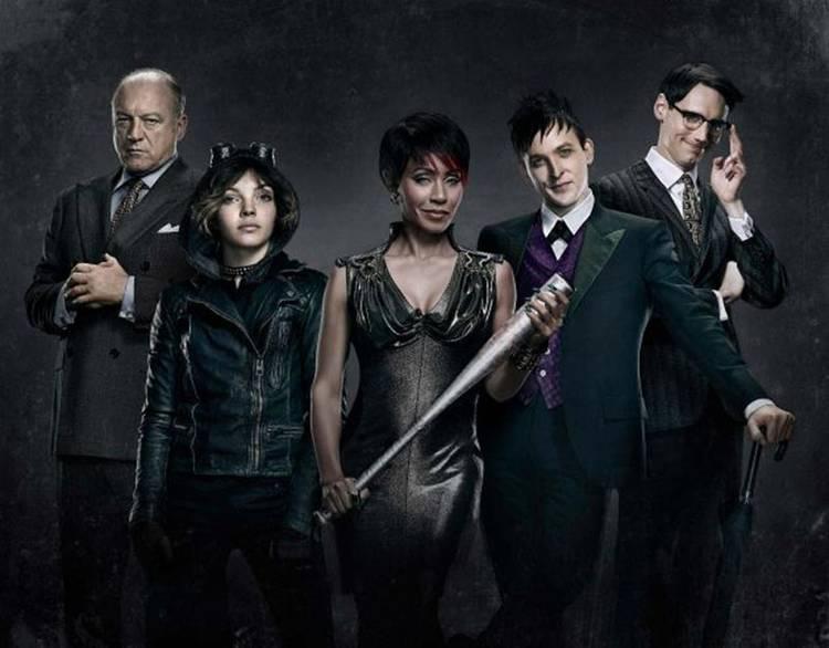 La nueva serie sobre el origen de Batman: Gotham