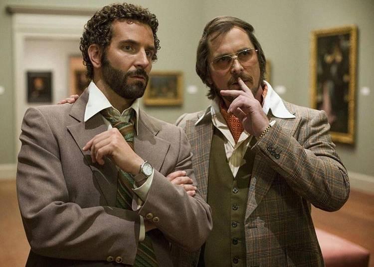 """La gran estafa americana"", con Bradley Cooper y Christian Bale"