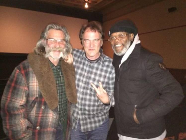 """Tarantino va dando a conocer nuevos integrantes para la película """"The Hateful Eight"""""""