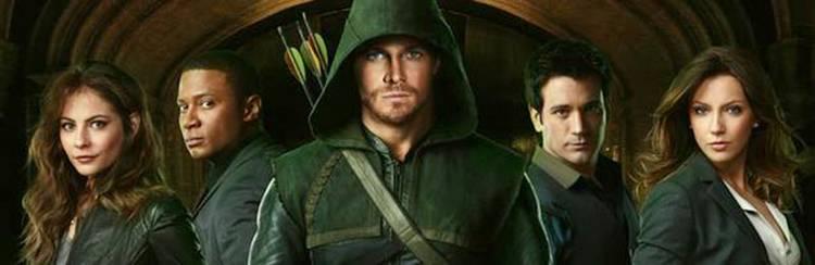 Arrow es uno de los mejores superhéroes