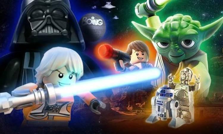 """""""Las crónicas de Yoda"""" es la versión Lego de """"Star Wars"""""""
