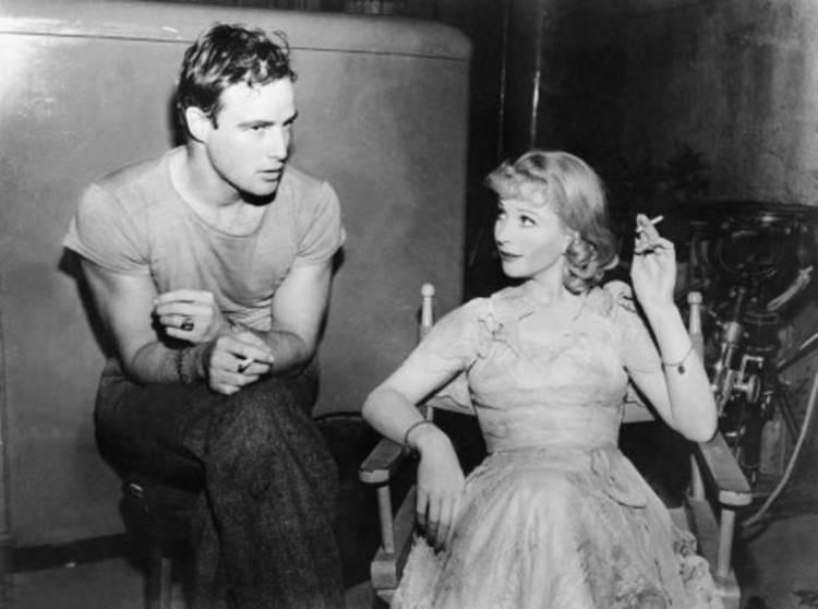 Un tranvía llamado deseo, del año 1951, protagonizada por Marlon Brando y Vivien Leigh