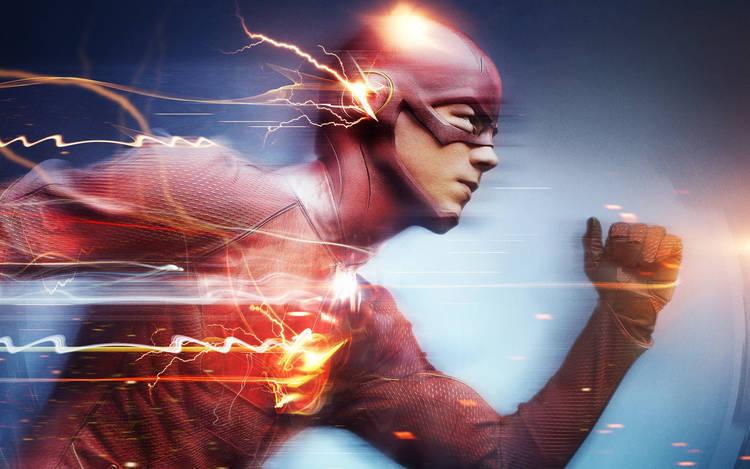 Grant Gustin es el nuevo Barry Allen en The Flash