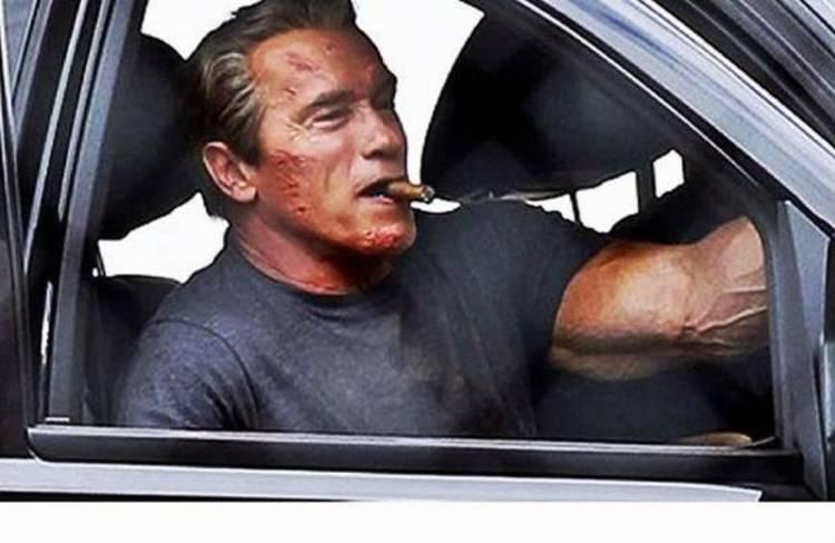 Primeras imágenes y tráiler de Terminator Génesis: ¡Arnold Scwarzenegger is back!
