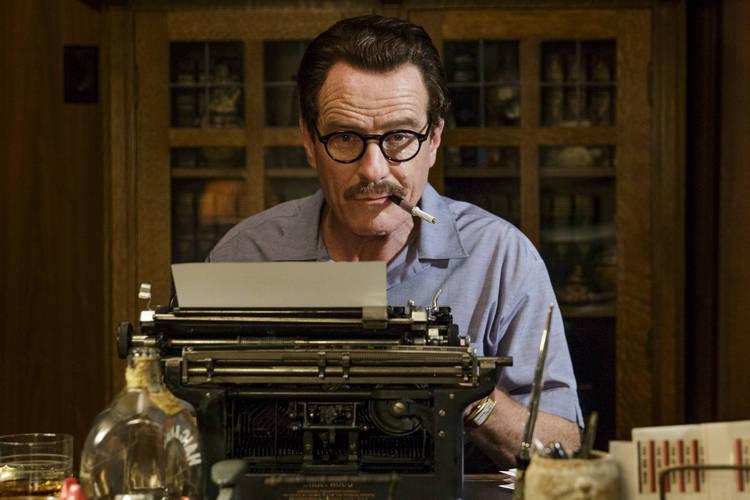 Bryan Cranston: Avance de Trumbo, la nueva película de Bryan Cranston