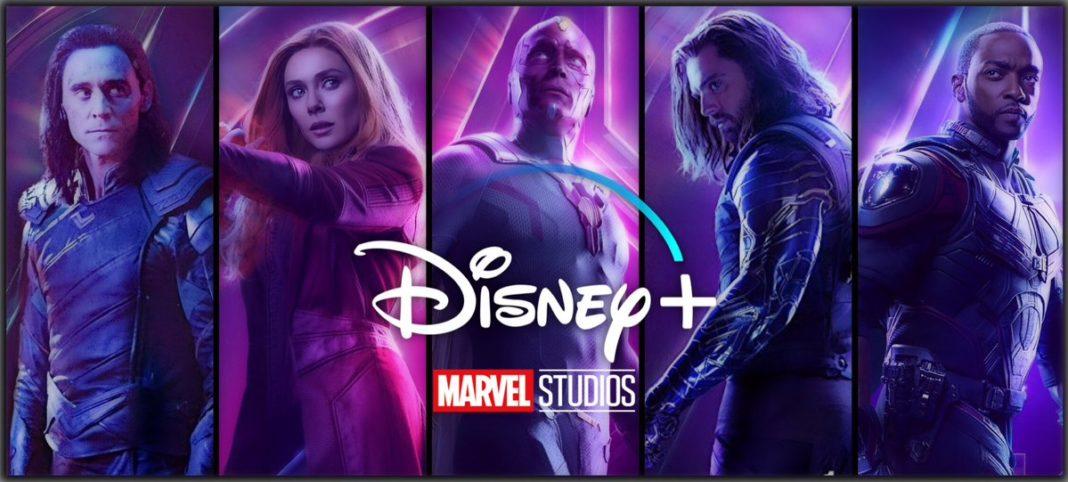 Lista Marvel TV Series Disney 2020