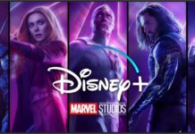 Lista Marvel TV Series Disney 2020