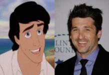 Actores que parecen dibujos animados Disney