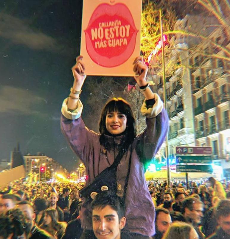 Alba Planas Eva Skam España (vía Instagram)