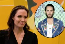 Angelina Jolie Jared Leto novios