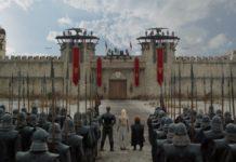 BloodMoon Luna de sangre Fotos Rodaje Localizaciones Spin off Juego de tronos