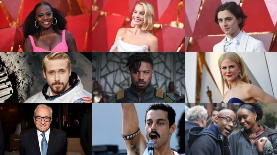 Curiosidades de los Oscar 2019