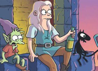 Desencanto Review Serie Netflix