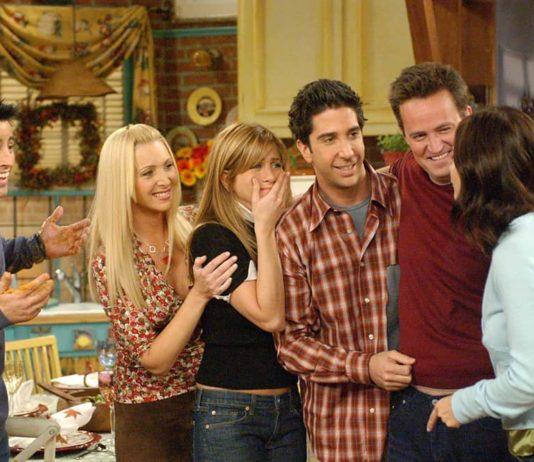 Friends: El tráiler de la película de 'Friends'
