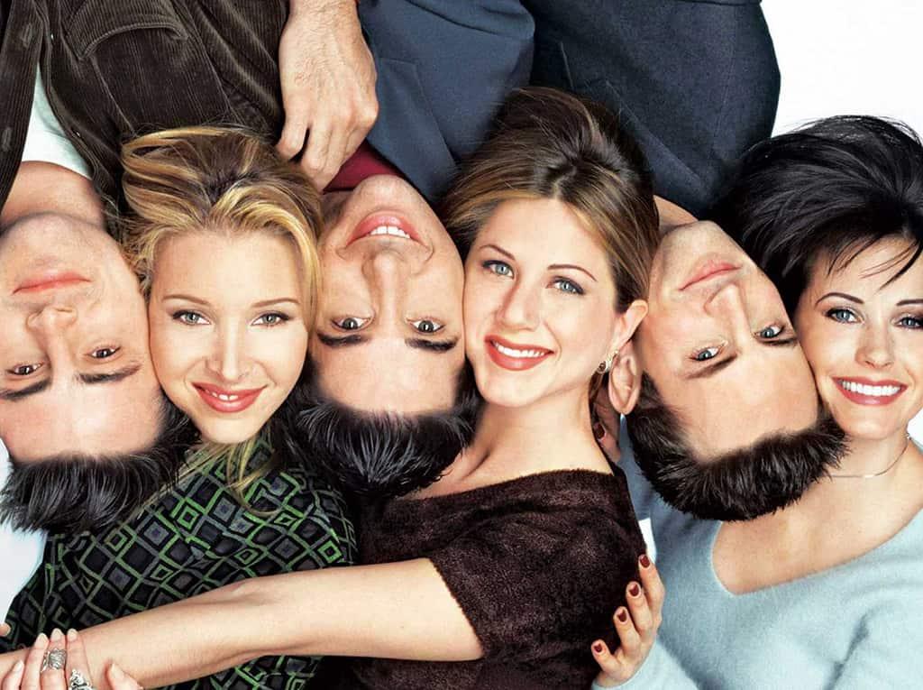 Trivial de series: 'Friends' (nivel experto)