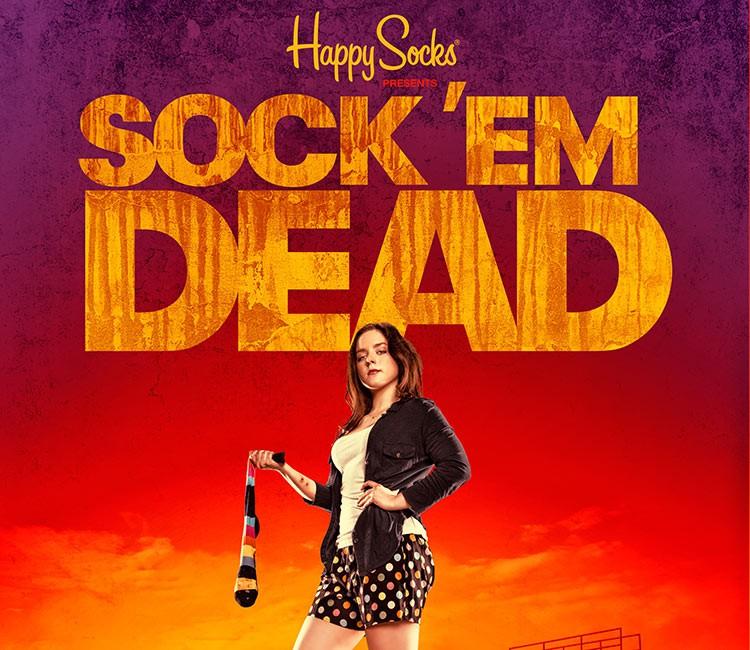 Robert Rodríguez se pasa a la publicidad con Sock 'Em Dead