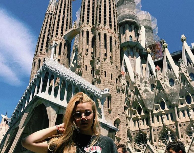 Irene Ferreiro - Cris Skam España (vía Instagram)