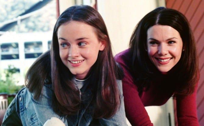 Las chicas Gilmore Mejores Frases Chicas Gilmore - PizzaCinema