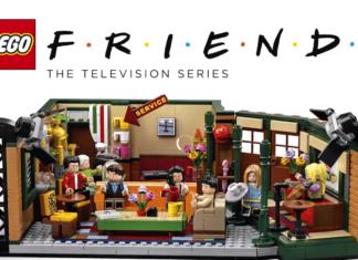 Lego Friends TV Series La serie Friends en Lego
