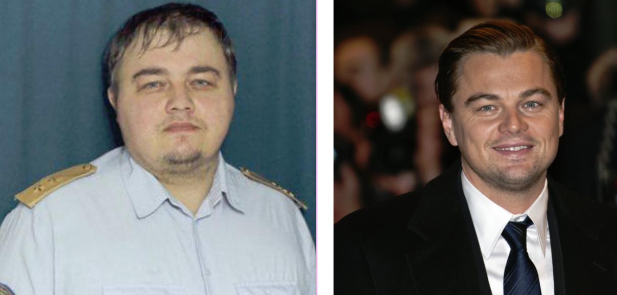 Leonardo DiCaprio tiene un doble