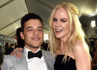Nicole Kidman y Rami Malek