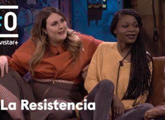 Polémica en La Resistencia con Penny Jay