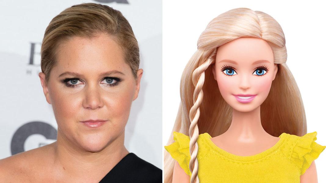 Qué actriz será Barbie en el cine - Amy Schumer será Barbie