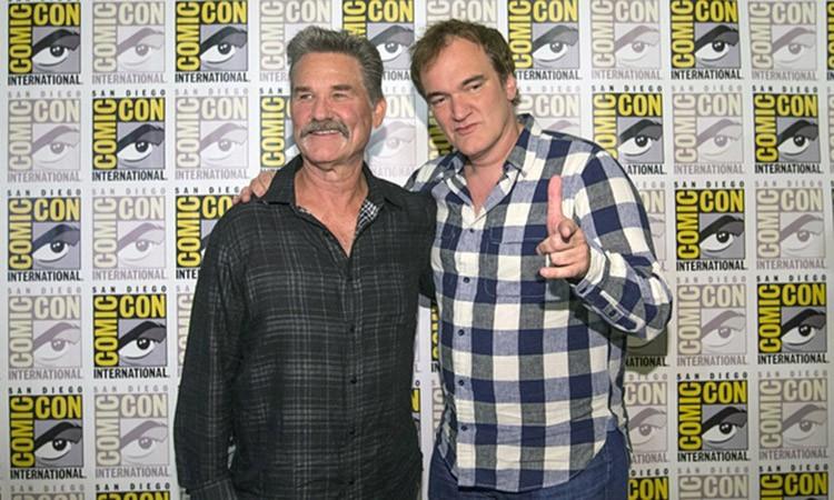 Quentin Tarantino: Avance de The Hateful Eight en Comic Con 2015