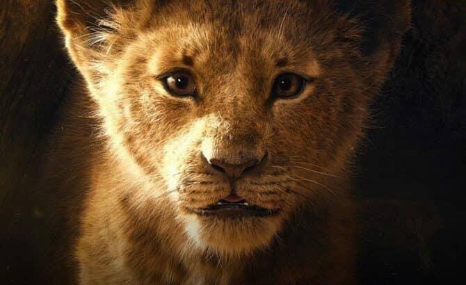 Rey leon trailer motion capture 2018