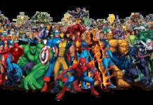 100 personajes Marvel