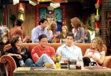 Trivial Friends Ronda relámpago - Curiosidades Friends TVSeries