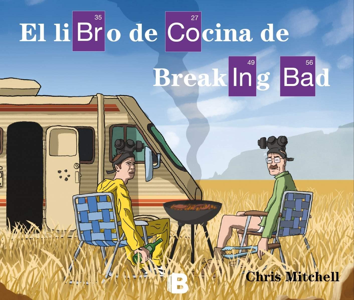 breaking bad libro