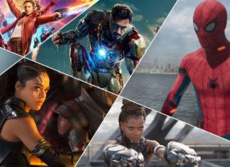 Reconoces 50 películas de superhéroes